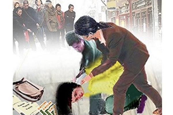 中共警察綁架法輪功學員 惡行累累