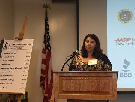 纽约州消费者保护部门主任Paula O'Brien给公众一些有关房屋安全的建议。