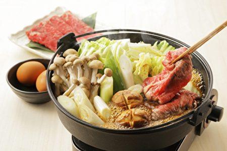 壽喜燒是熱門鍋物的TOP 5