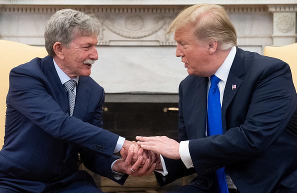 特朗普:正在協商救回海外被拘美國人