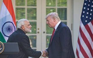 川普莫迪谈中印边界冲突 莫迪受邀参加G7