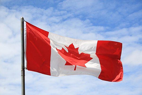 加拿大國旗(穆楓/大紀元)