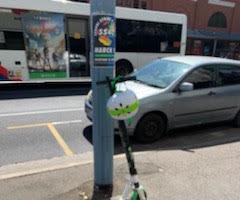 Lime滑板车在阿德莱德市区试行成功获延期