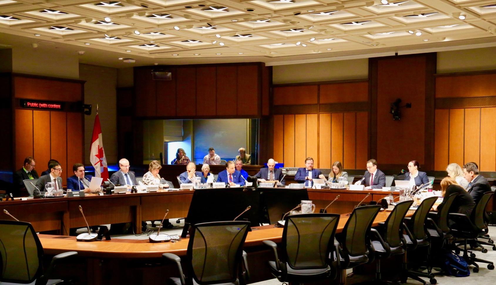 制止強摘器官立法 加國會委員會全體通過