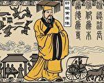 自从盘古开天地,三皇五帝到如今,中华民族的列祖列宗都是信神敬神的。图为中华人文初祖黄帝(大纪元)