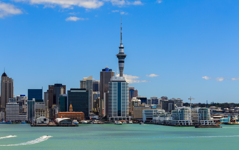 紐西蘭首都威靈頓(shutterstock)
