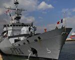 罕見航行 法國軍艦本月通過台灣海峽