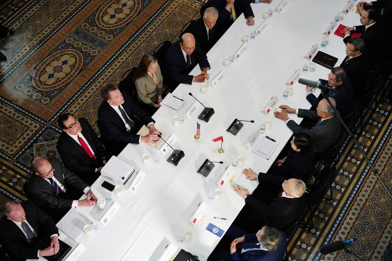 中美談判關鍵期 中方推遲發佈一有爭議規定