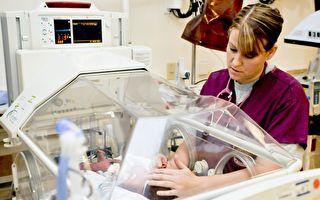 24年前微型早产儿 回救命监护室任治疗师