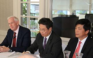 《台湾关系法》40周年 AIT主席莫健阐述美、中、台三方关系
