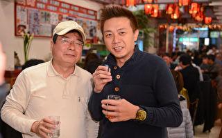 廖峻与儿子廖锦德
