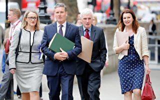 英首相面臨黨內逼宮 兩黨談判仍無結果