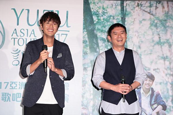 春日俊彰宣布結婚 「柚子」唱經典曲助求婚