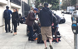 《福布斯》:旧金山市排泄物泛滥  凸显无家可归者问题严重
