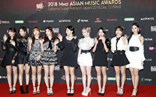 TWICE《FANCY》发行三日仍居韩国五榜之冠