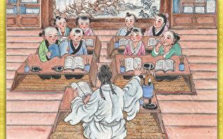 《幼学》故事(31)伏羲出自华胥国