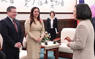 即将离任宏都拉斯大使:台湾永远在我心里