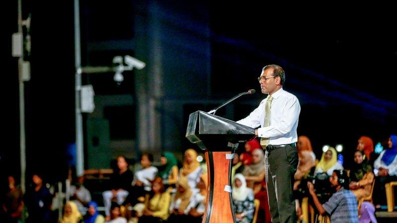 馬爾代夫議會新領袖 反對從中共大量借貸