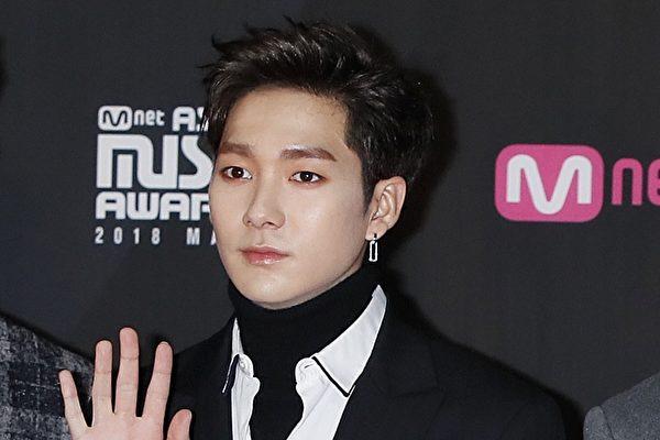 NU'EST成員Aron肩痛 將缺席演唱會部分演出