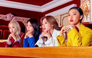 韓國人氣女團MAMAMOO資料照。(希林國際提供)