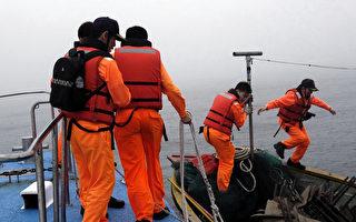 大陆渔船趁雾越界 遭台湾马祖海巡查扣