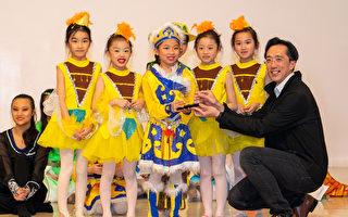 纽英崙艺协中国舞比赛 选手收获丰