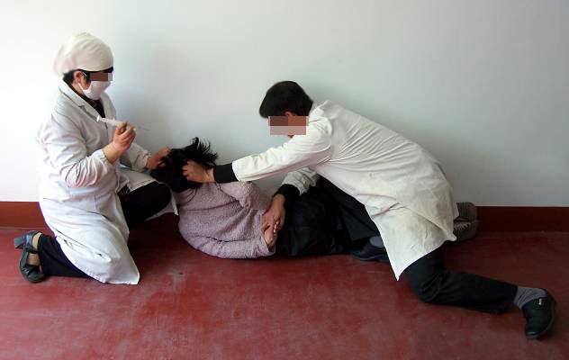 山東女子監獄長期強制人服用不明藥物