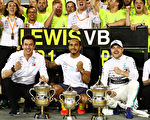 F1巴林站:法拉利遭噩梦 梅奔揽冠亚军