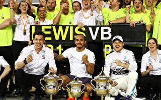F1巴林站:法拉利遭噩夢 梅奔攬冠亞軍