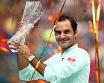 邁阿密網賽:費德勒奪第28個大師賽冠軍
