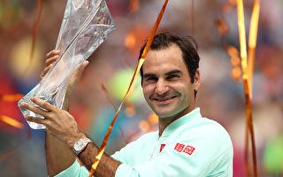 迈阿密网赛:费德勒夺第28个大师赛冠军