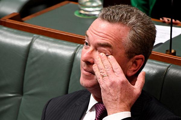 澳洲国防部长派恩告别政坛