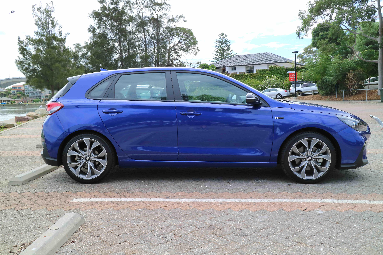 在澳洲试驾现代i30 N Line 2019手动版