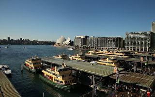 悉尼至曼麗輪渡工人罷工
