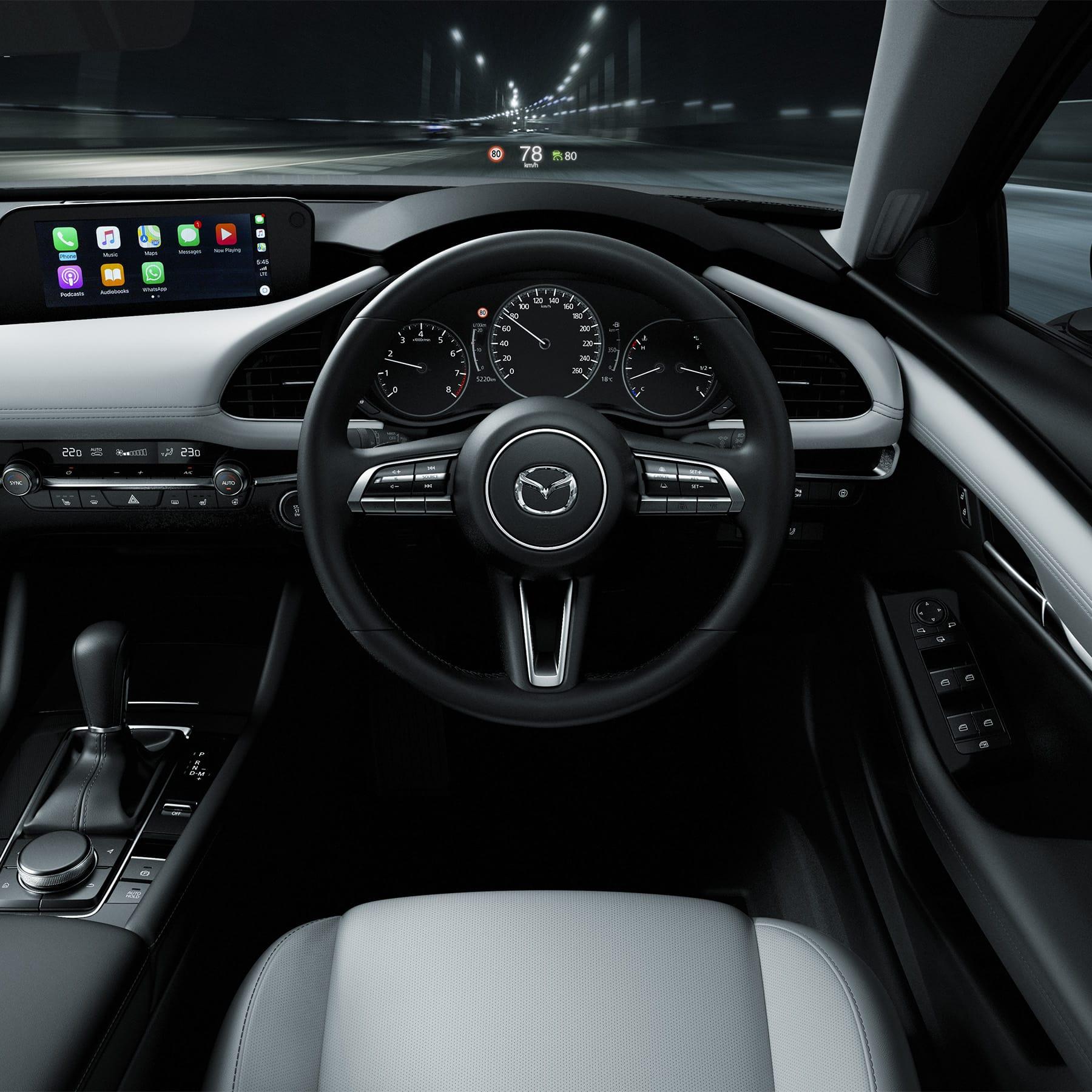 2019年全新Mazda 3