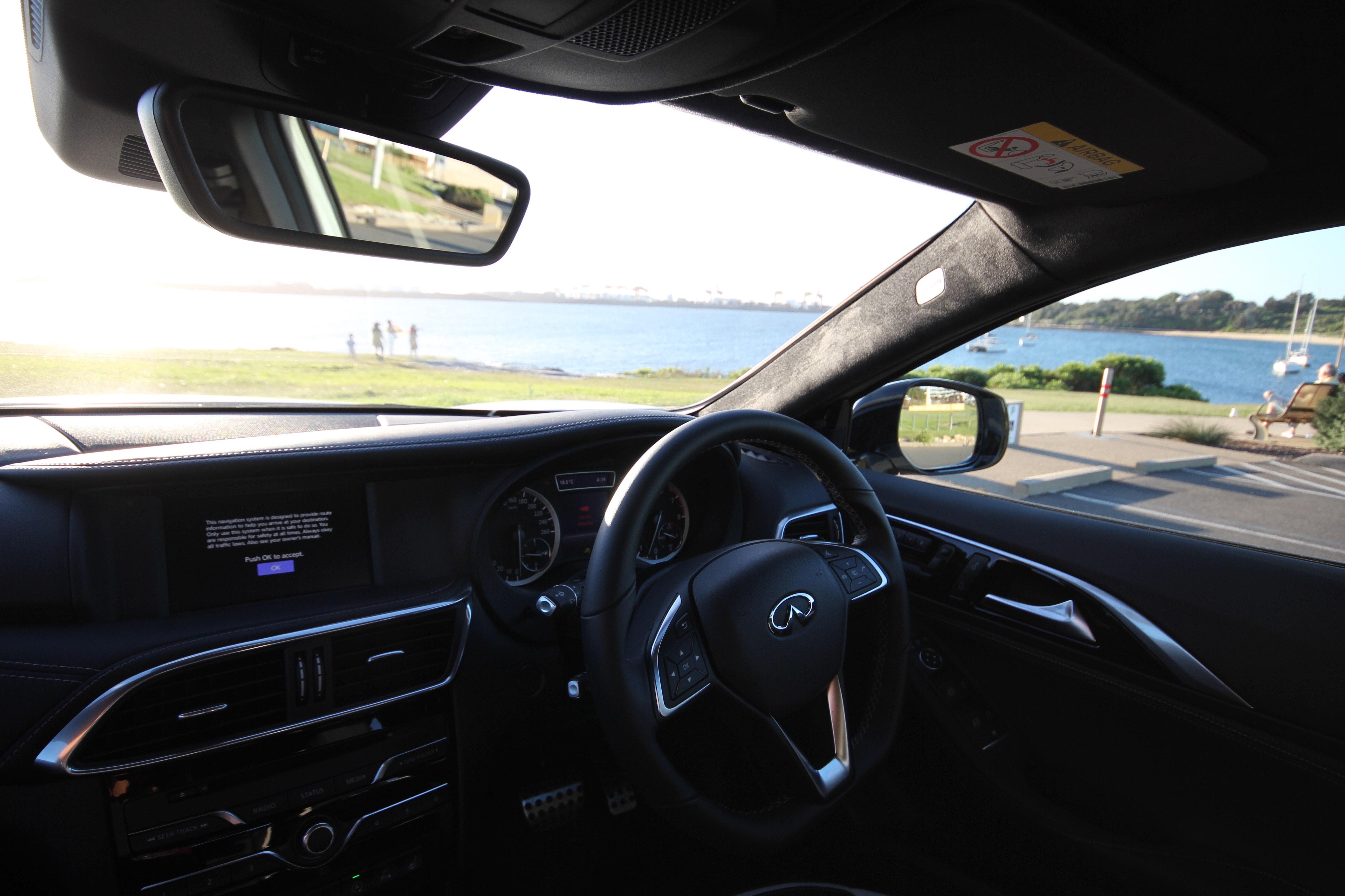 在澳洲試駕英菲尼迪——Infiniti Q30