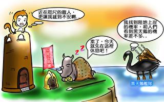 外界憂黑天鵝 央行:陸金融灰犀牛風險更高