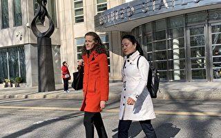 林英庭讯否认为中共代理人 美检方逐条反驳