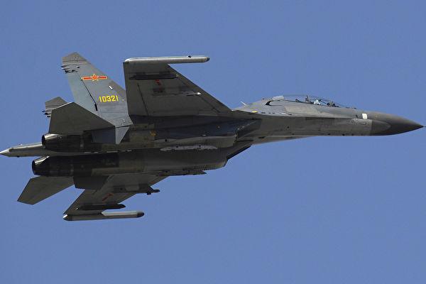 台漢光演習最後一日 10架中共軍機擾台遭驅離