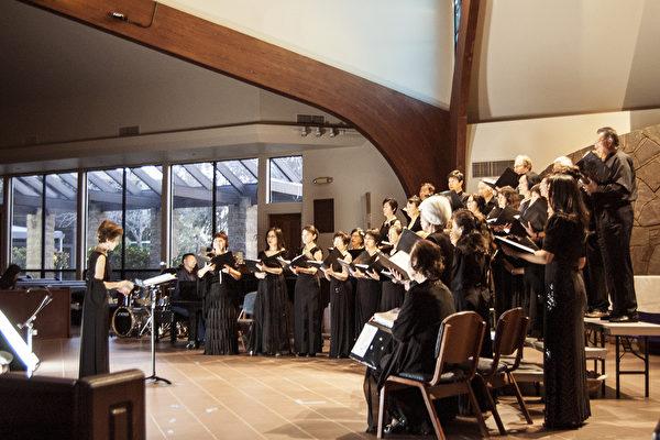 聖地亞哥華聖合唱團「旋律與漫想」音樂會舉行
