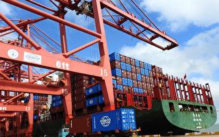 今年Q1對美出口占14% 創13年新高