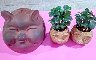猪事艺箩筐特展 15个艺文工作者参与