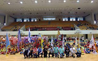 中華盃舞龍舞獅錦標賽  全國55隊齊聚風城搶桂冠