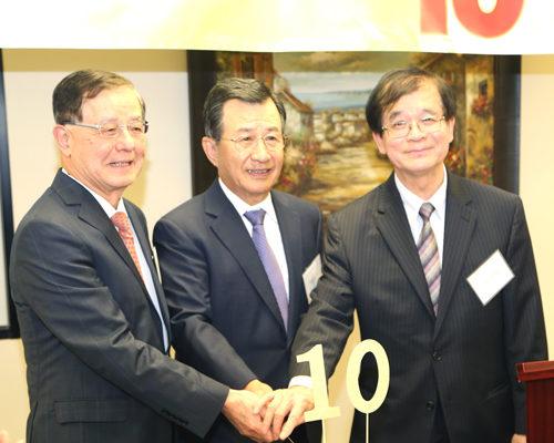 金城银行热闹庆祝Harwin分行开幕十周年