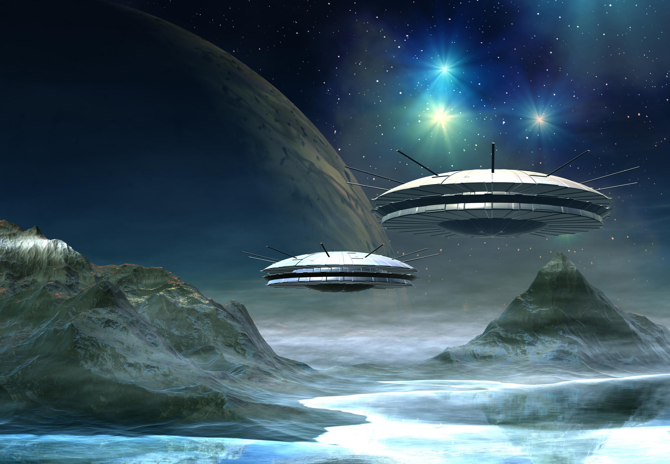 解封報告:美國海軍邂逅UFO的三次細節