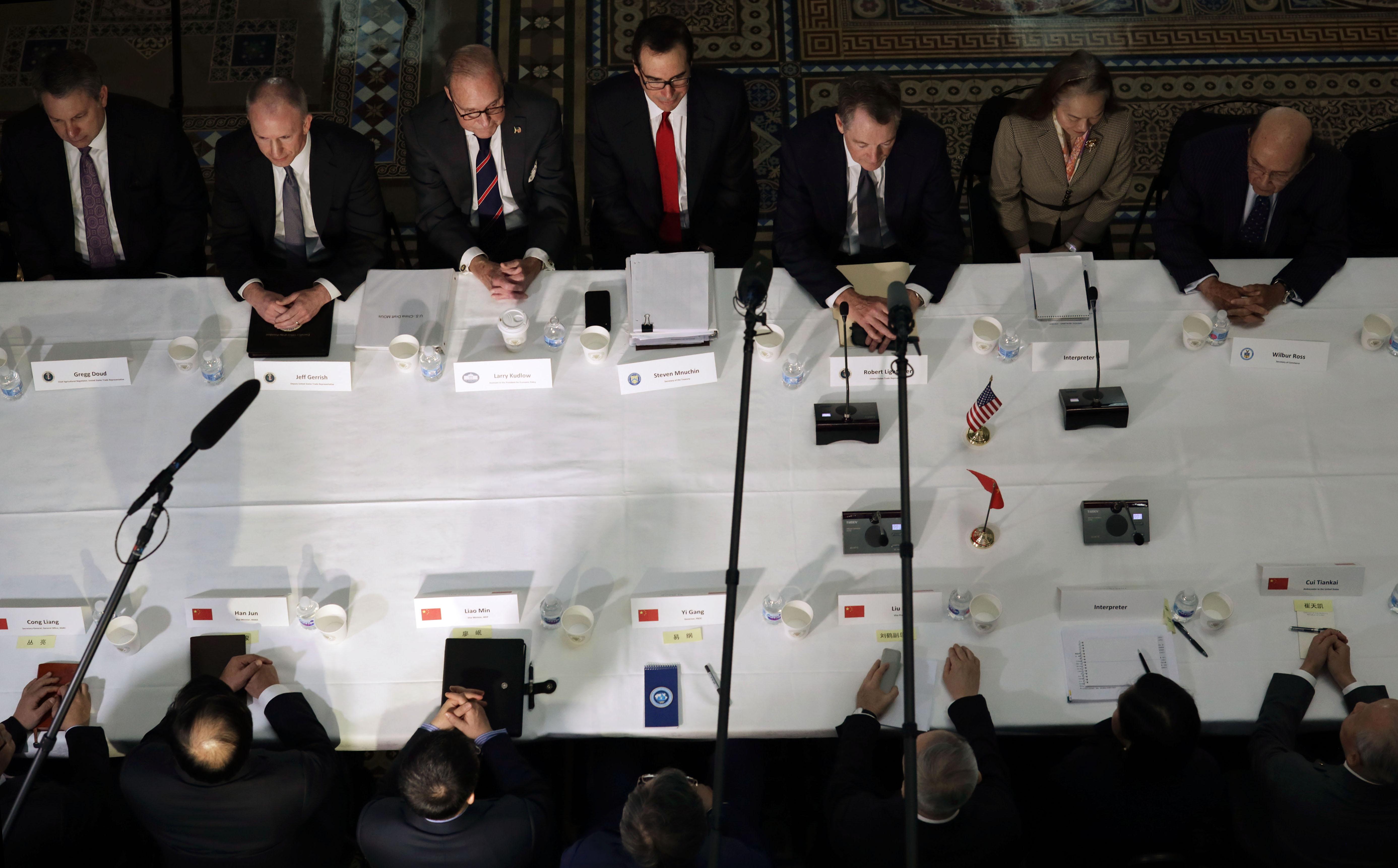 中美周四貿易決戰 能否達協議專家這麼說