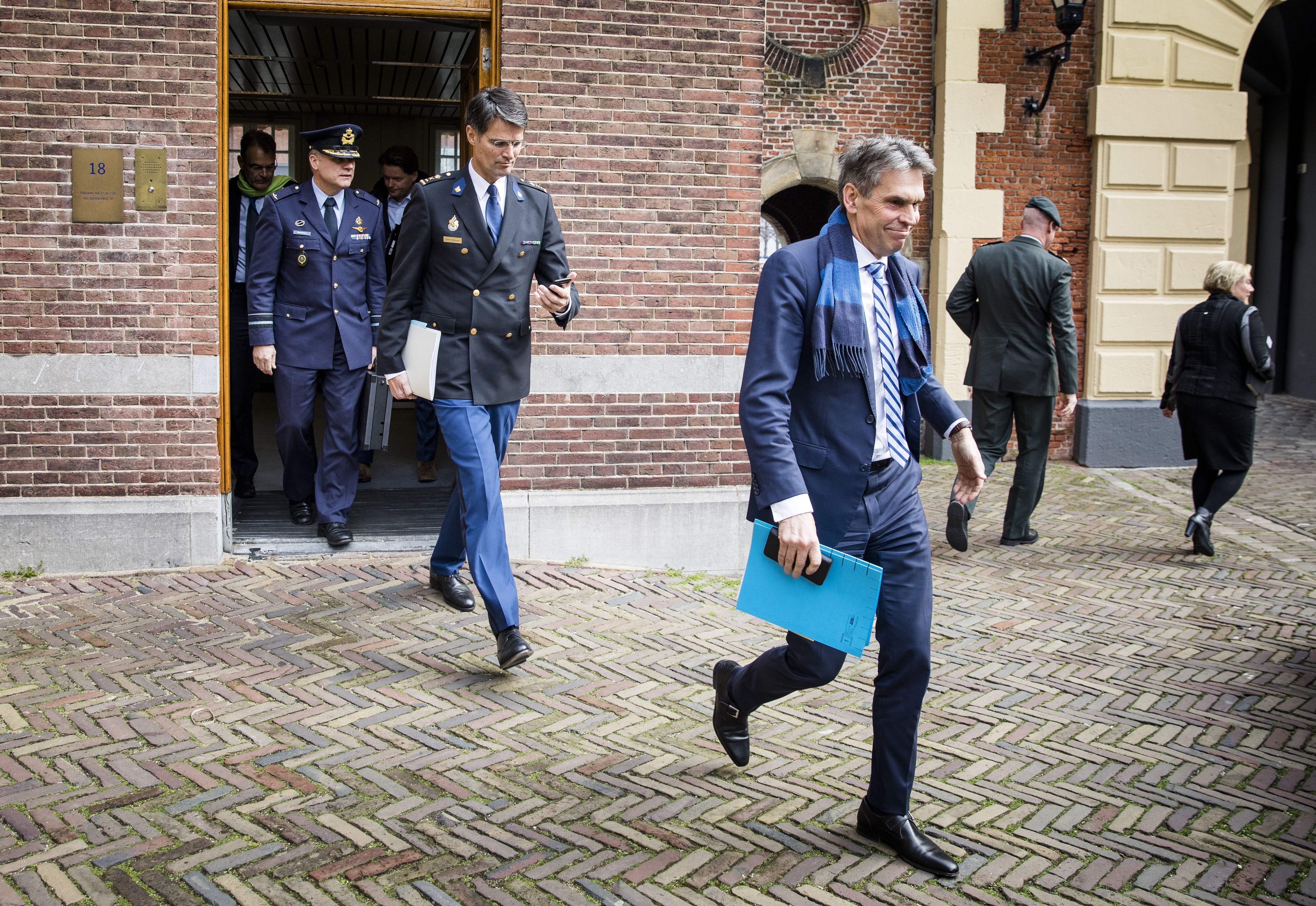 荷蘭安全機構:勿用中俄網絡技術和設備