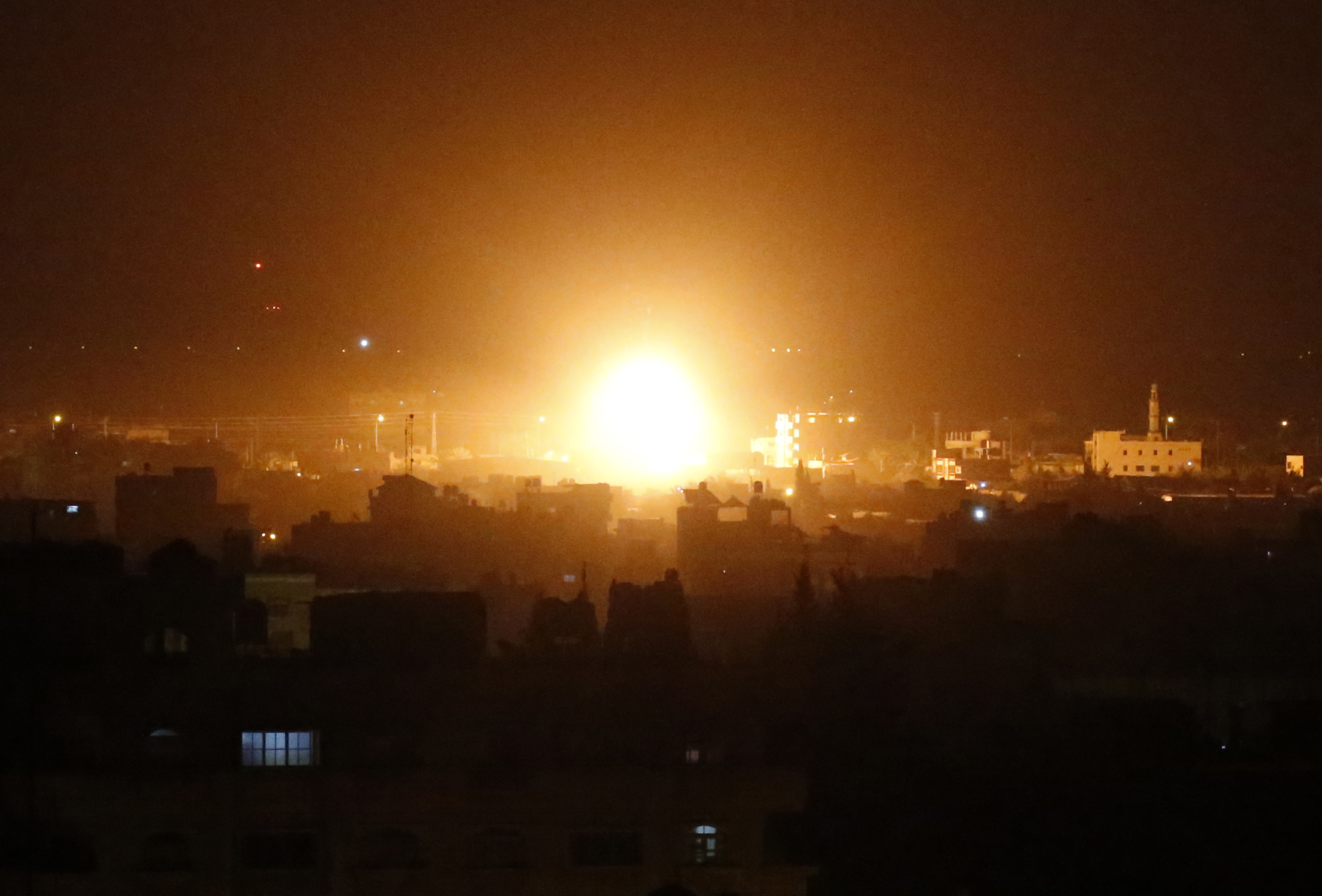 傳以色列空襲敘利亞 北韓導彈專家多人死傷