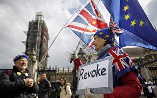 无协议脱欧风险大 英首相寻求与工党合作