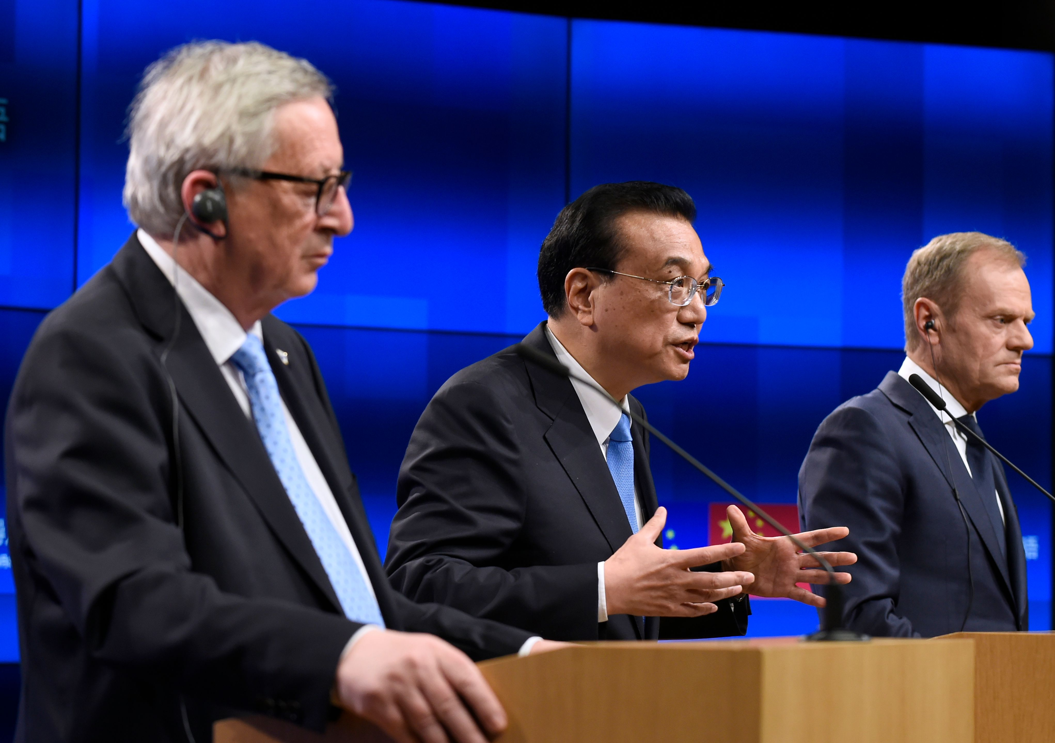 【新聞看點】李克強訪歐讓步 歐盟「美國化」